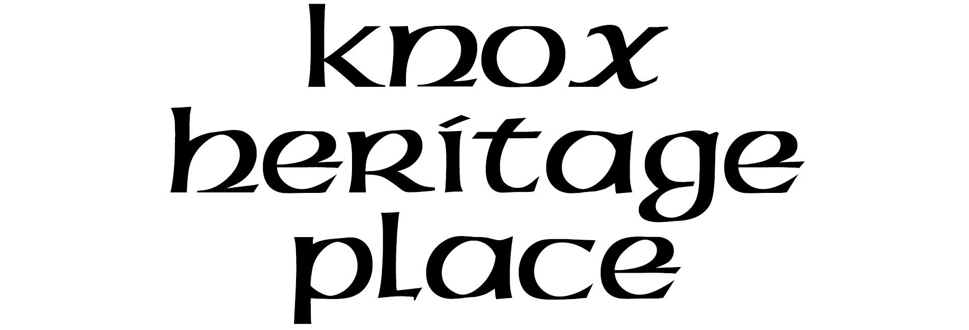 Knox Heritage Place